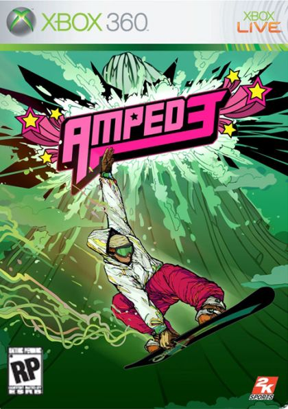 Amped 3 (Xbox 360) on Collectorz com Core Games