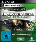 Tom Clancy's Splinter Cell Trilogy (PlayStation 3)