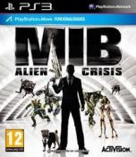 Men In Black: Alien Crisis (PlayStation 3)