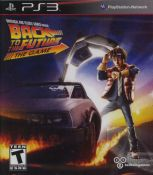 Back to the Future: The Game (PlayStation 3)