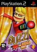Buzz!: The Mega Quiz (PlayStation 2)