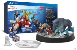 Disney Infinity 2.0: Marvel Super Heroes (PlayStation 4)