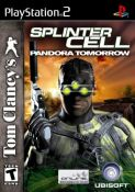 Tom Clancy's Splinter Cell Pandora Tomorrow (PlayStation 2)