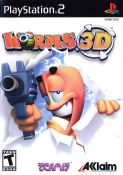 Worms 3D (PlayStation 2)