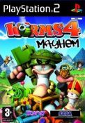 Worms 4: Mayhem (PlayStation 2)