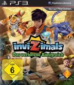 Invizimals: The Lost Kingdom (PlayStation 3)