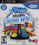 uDraw Studio: Instant Artist (PlayStation 3)
