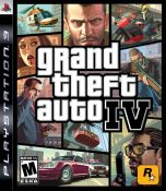 Grand Theft Auto IV (PlayStation 3)