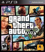 Grand Theft Auto V (PlayStation 3)