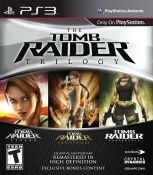 The Tomb Raider Trilogy (PlayStation 3)