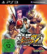 Super Street Fighter IV (PlayStation 3)
