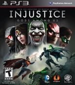 Injustice: Gods Among Us (PlayStation 3)