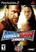 WWE SmackDown! vs. RAW 2009 (PlayStation 2)