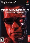 Terminator 3: Rise of the Machines (PlayStation 2)