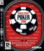 World Series of Poker 2008: Battle For The Bracelets (PlayStation 3)