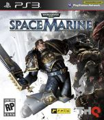 Warhammer 40.000: Space Marine (PlayStation 3)