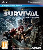 Cabela's Survival: Shadows of Katmai (PlayStation 3)